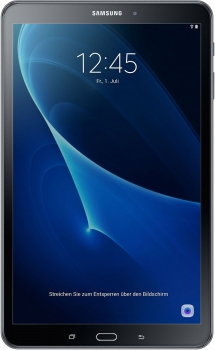 Samsung Galaxy Tab A 2016 10.1 WiFi Tablet 10,1 Zoll HD Display, 16GB Speicher, 2GB RAM, Android 6.0 SM-T580 (black)