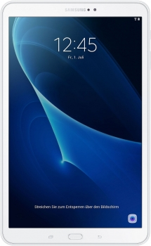 Samsung Galaxy Tab A 2016 10.1 WiFi Tablet 10,1 Zoll HD Display, 16GB Speicher, 2GB RAM, Android 6.0 SM-T580 (white)