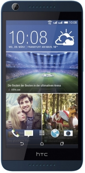 HTC Desire 626G Dual-SIM Smartphone 5 Zoll Super-LCD-2-HD-Touchscreen-Display, 8GB, Android 4.4 (blue lagoon)