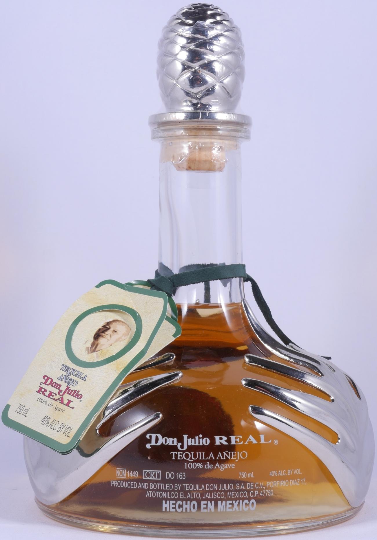 Don Julio Real Premium Extra Anejo Tequila 40 0 Vol Bei Amcom