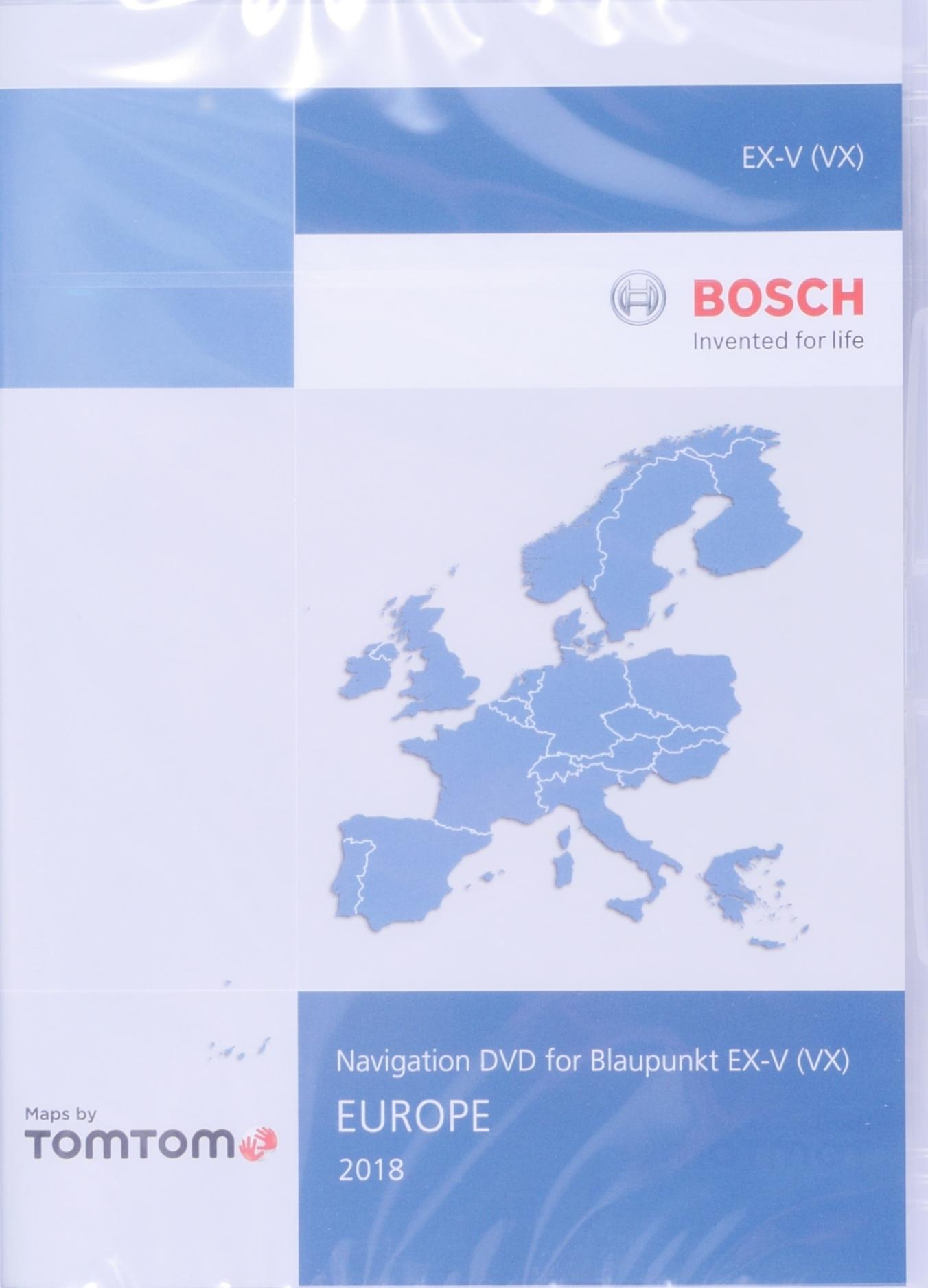 tele atlas tomtom blaupunkt europe dvd    vx navigationssoftware fuer vw bei amcom zum